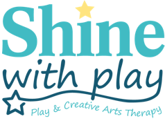 Shine with Play logo